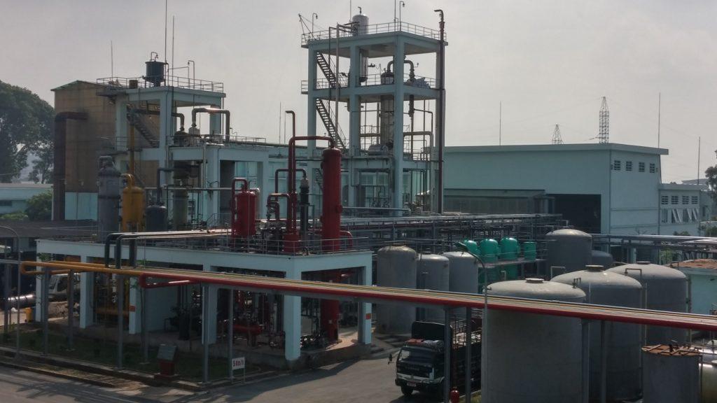 Ngành công nghiệp hóa chất ở Việt Nam
