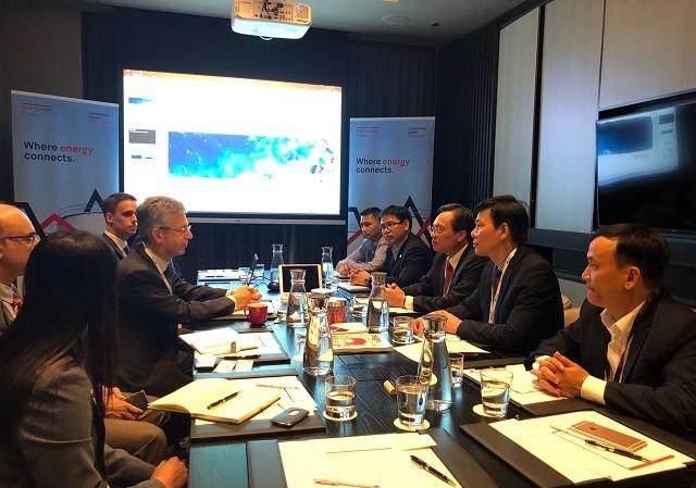 BSR tiếp xúc, trao đổi với các đối tác nhằm mở rộng cơ hội mua dầu thô