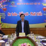 Chủ Tịch UBND Tỉnh Phú Thọ đến thăm và làm việc tại Hóa chất Việt Trì