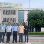 Đoàn công tác Trường Đại học Bách Khoa Hà Nội làm việc với Công ty