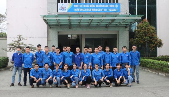 Tuổi trẻ Hóa chất Việt Trì và tháng Thanh niên năm 2021